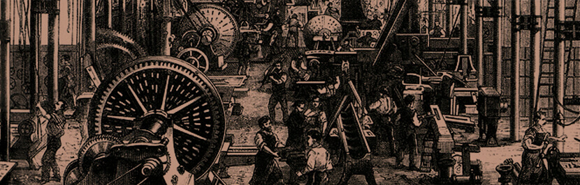 The First Industrial Revolution:<br>1760 – 1840
